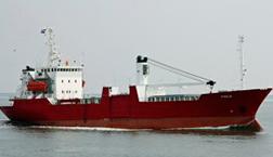 Galapaface I ex Fenja sailing