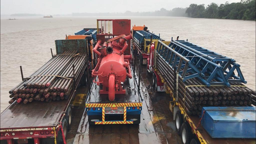 Operación petróleo y Gas