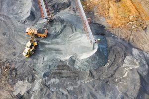 campo minero