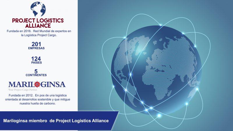 Mariloginsa Project Logistics Alliance