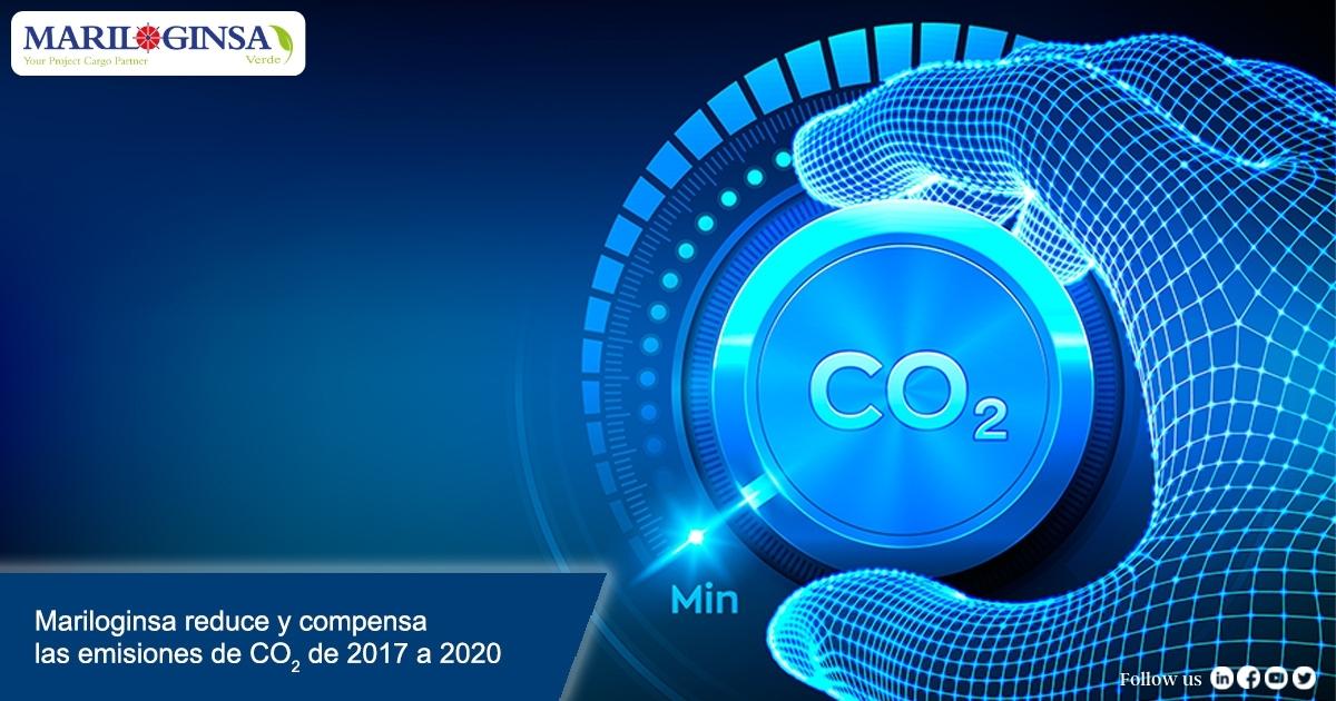Compensamos emisiones CO2 cada año.